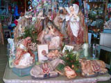 Nativity Scene for sale at Down by the Sea