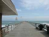The Flagler Beach fishing pier.
