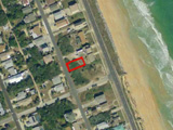 Arial View of 2281 S Central Avenue, Flagler Beach, FL